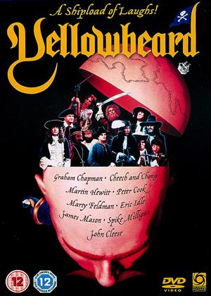 Yellowbeard Online DVD Rental
