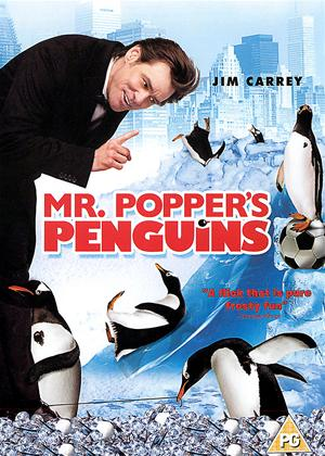 Mr. Popper's Penguins Online DVD Rental