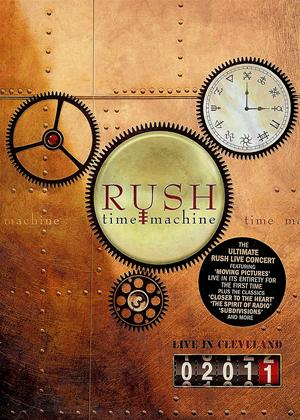Rush: Time Machine: Live in Cleveland Online DVD Rental