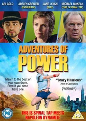 Rent Adventures of Power Online DVD Rental