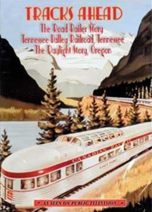 Tracks Ahead: Tennessee Valley Railroad Online DVD Rental