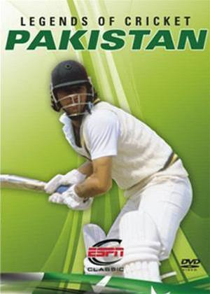 Legends of Cricket: Pakistan Online DVD Rental