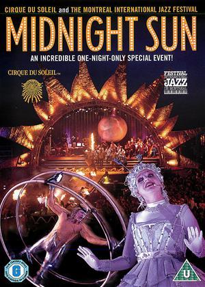Cirque Du Soleil: Midnight Sun Online DVD Rental