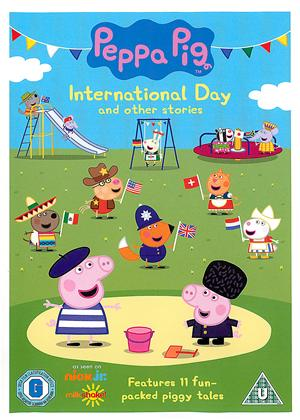 Peppa Pig: International Day Online DVD Rental