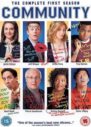 Community: Series 1 Online DVD Rental