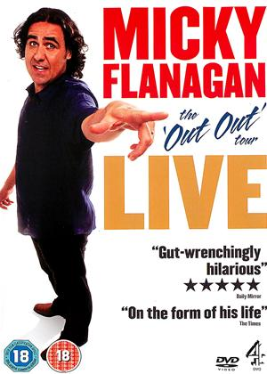 Rent Micky Flanagan: Live Online DVD Rental