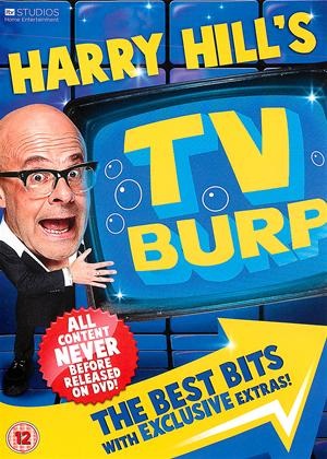 Rent Harry Hill's TV Burp: The Best Bits Online DVD Rental