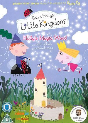 Rent Ben and Holly's Little Kingdom: Vol.1 Online DVD Rental