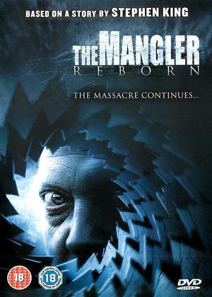 The Mangler Reborn Online DVD Rental