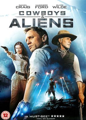 Rent Cowboys and Aliens Online DVD Rental