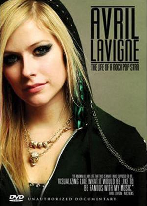 Avril Lavigne: Life of a rock pop star Online DVD Rental