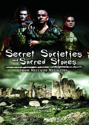 Secret Societies and Sacred Stones: From Mecca to Megaliths Online DVD Rental