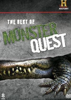 Rent The Best of Monster Quest Online DVD Rental