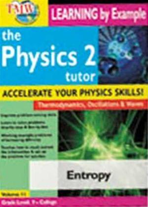 Entropy: The Physics Tutor Series 2 Online DVD Rental