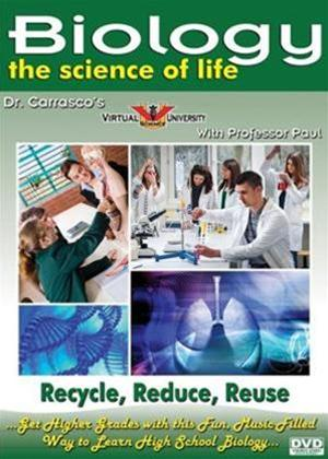 Biology the Science of Life Series: Recycle Reduce Reuse Online DVD Rental
