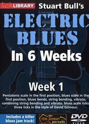 Rent Electric Blues in 6 Weeks with Stuart Bull: Week 1 Online DVD Rental
