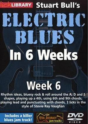 Electric Blues in 6 Weeks with Stuart Bull: Week 6 Online DVD Rental