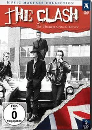 Rent The Clash: The Ultimate Critical Review Online DVD Rental