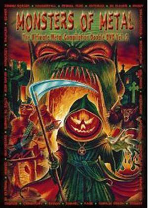Rent Monsters of Metal: Vol.2 Online DVD Rental