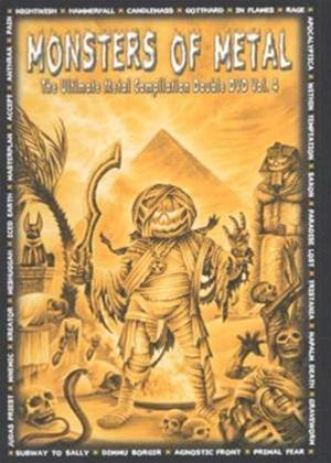 Rent Monsters of Metal: Vol.4 Online DVD Rental