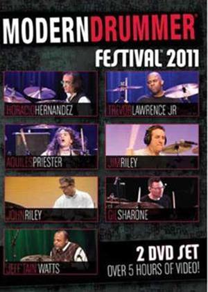 Rent Modern Drummer Festival 2011 Online DVD Rental