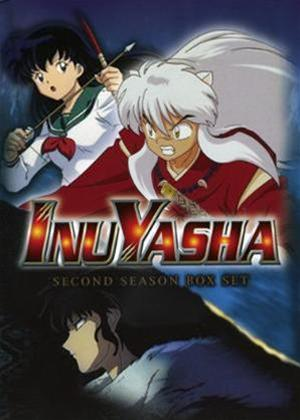 Rent Inu Yasha: Series 2 Online DVD Rental