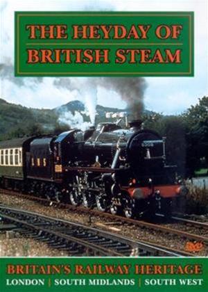 Heyday of British Steam: Part 1 Online DVD Rental