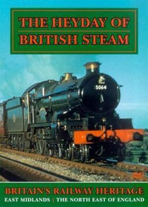 Rent Heyday of British Steam: Part 2 Online DVD Rental
