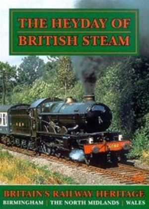 Rent Heyday of British Steam: Part 3 Online DVD Rental
