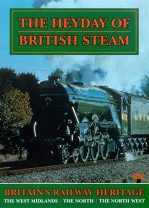 Heyday of British Steam: Part 4 Online DVD Rental