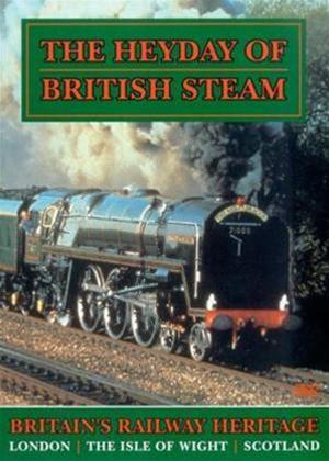 Heyday of British Steam: Part 5 Online DVD Rental