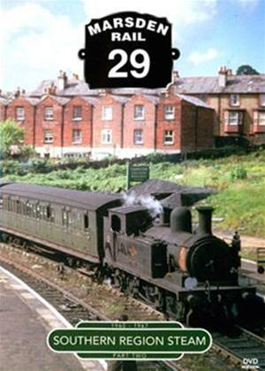 Marsden Rail 29: Southern Region Steam Part 2 Online DVD Rental