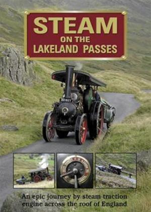 Steam on the Lakeland Passes Online DVD Rental