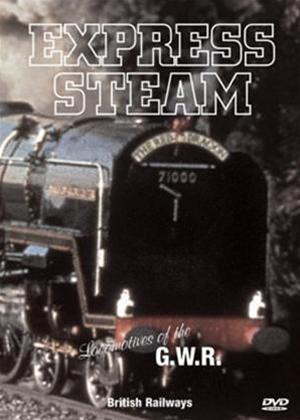 Rent Express Steam: Locomotives of the G.W.R Online DVD Rental