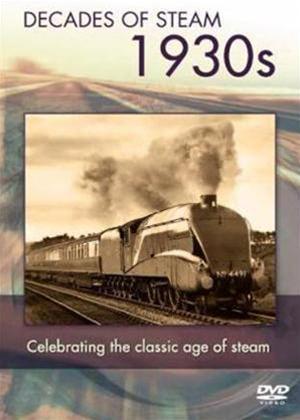 Rent Decade of Steam: 1930's Online DVD Rental