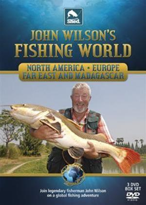 John Wilson's Fishing World Online DVD Rental