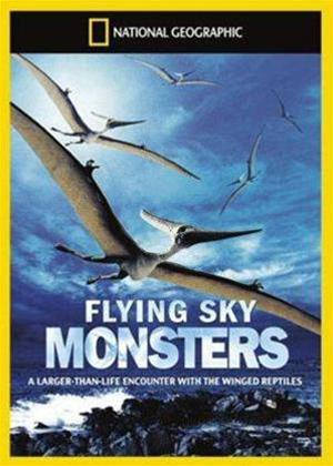 National Geographic Flying Sky Monsters Online DVD Rental