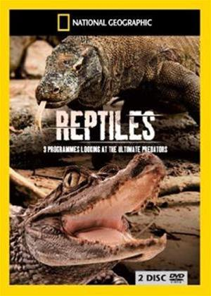 National Geographic: Reptiles Online DVD Rental