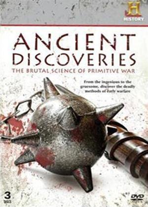 Rent Ancient Discoveries: Brutal Science of Primitive War Online DVD Rental