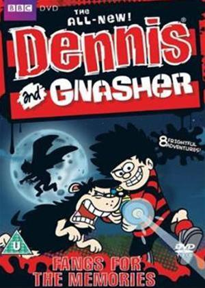 Dennis and Gnasher: Fangs for the Memories Online DVD Rental