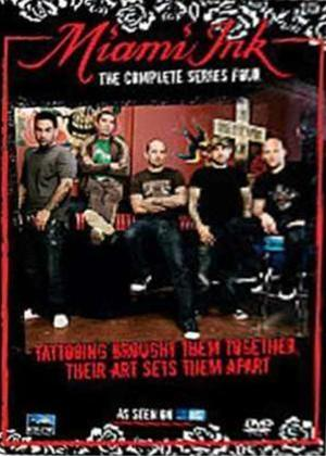 Miami Ink: Series 4 Online DVD Rental