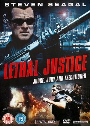 Lethal Justice Online DVD Rental