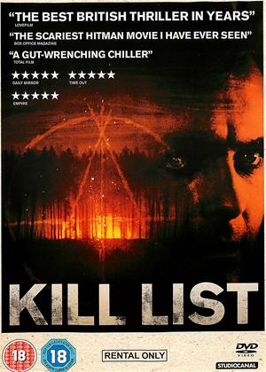 Rent Kill List Online DVD Rental