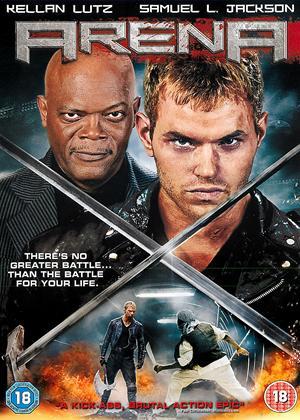 Arena Online DVD Rental