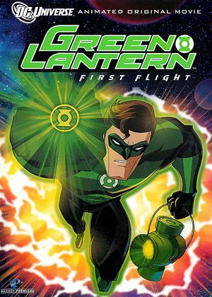 Green Lantern: First Flight Online DVD Rental