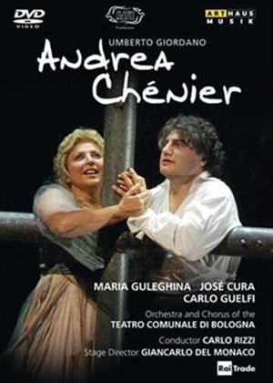 Andrea Chenier: Teatro Communale Di Bologna (Rizzi) Online DVD Rental