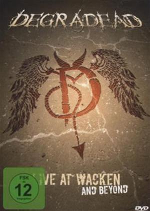 Degradead: Live at Wacken and Beyond Online DVD Rental