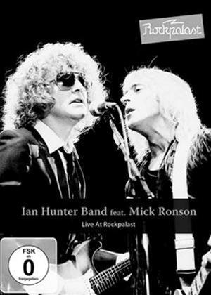 Ian Hunter and Mick Ronson: Live at Rockpalast Online DVD Rental