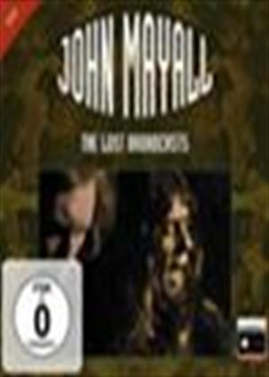 John Mayall: The Lost Broadcasts Online DVD Rental