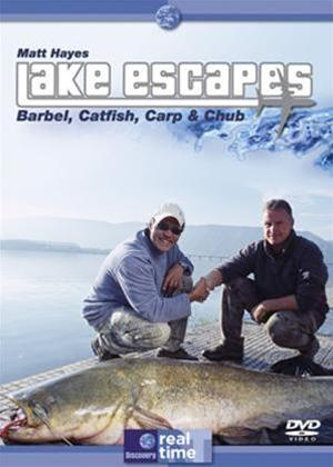 Matt Hayes: Lake Escapes: Carp and Catfish Online DVD Rental